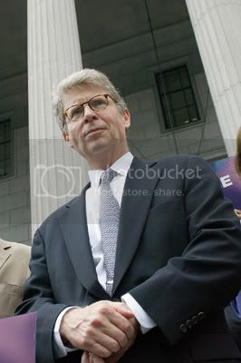 Cy Vance was a prosecutor under Robert Morgenthau from 1982 to 1988. Photo by Andrew Schwartz