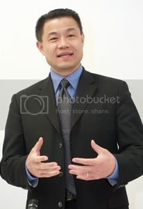 Before running for City Council, John Liu worked at PriceWaterhouseCoopers. Photo by Andrew Schwartz